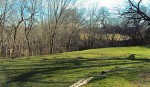 Lot overlooks Ridglea Golf Course South